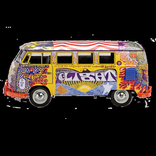"""Light"" VW Bus"